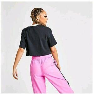 Women's NIKE Sportswear Swoosh Cropped Tee Size XL